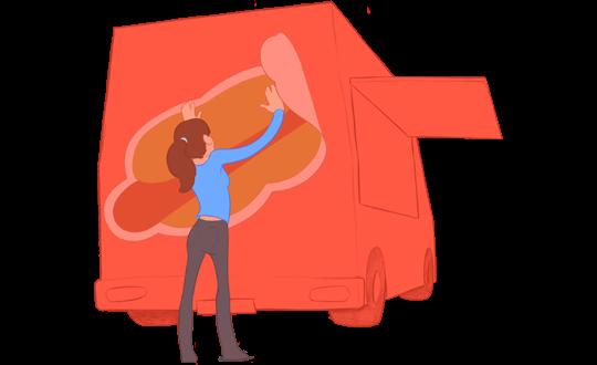 Alquiler de food trucks