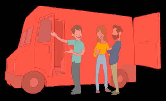 Venta de food trucks
